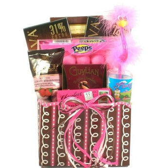 Shop for easter gift baskets at olivetree home easter basket gift easter sweets easter gift basket negle Gallery