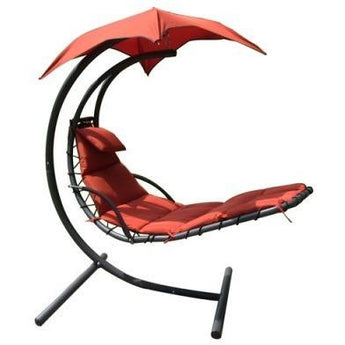 Sunnydaze Floating Chaise Lounge Chair- Free Shipping