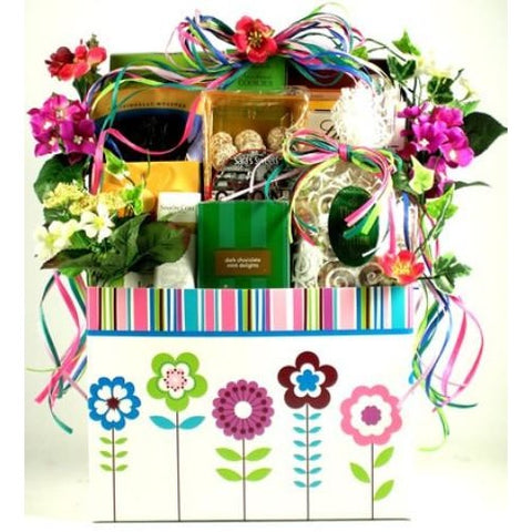 In Appreciation Thank You Gift Basket- Multiple Sizes