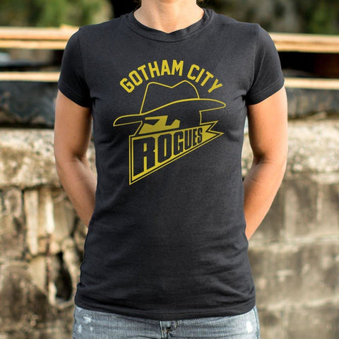 Gotham City Rogues T-Shirt- Free Shipping
