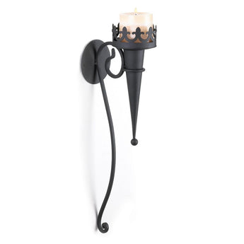 GOTHIC CANDLE SCONCE