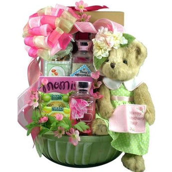 A Mother's Day Celebration A Gift Basket For Mom- Free Shipping