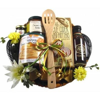 Hearthside Classic Spring Breakfast Basket- Free Shipping