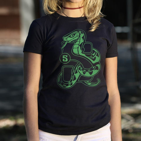 House Of Snake T-Shirt Ladies- Free Shipping