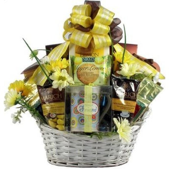 Just For You Gift Basket For Mom, Daughter, Sister, Or Friend- Free Shipping