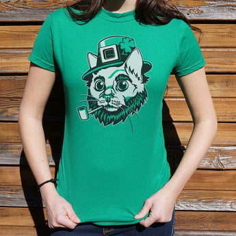 Lepre Cat T-Shirt Ladies- Free Shipping