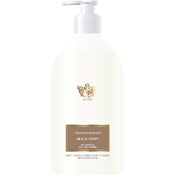 The Perth Soap Company Milk and Honey Body Lotion