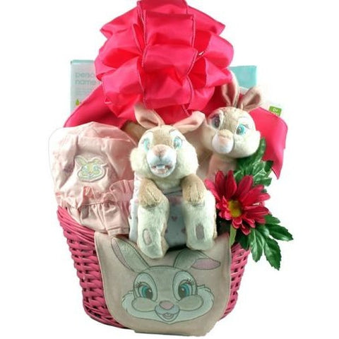 Buy easter with miss bunny a baby girl easter basket free easter with miss bunny a baby girl easter basket free shipping negle Images