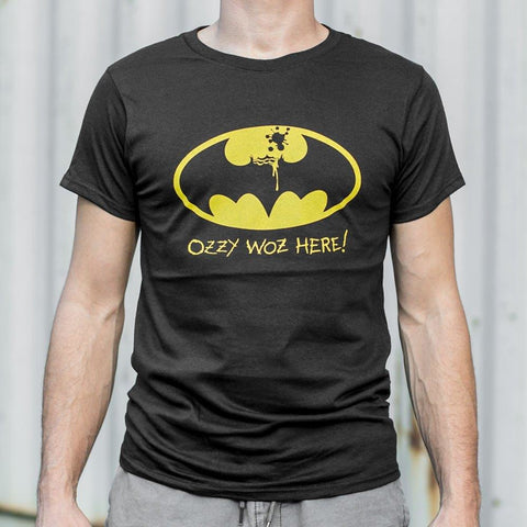 Mens Ozzy Woz Here T-Shirt