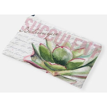 SUCCULENT ACCESSORY POUCH by Redstreake Creative Living
