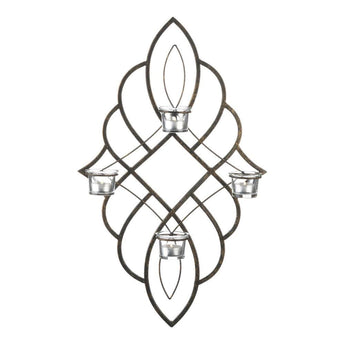 REGAL CANDLE WALL SCONCE