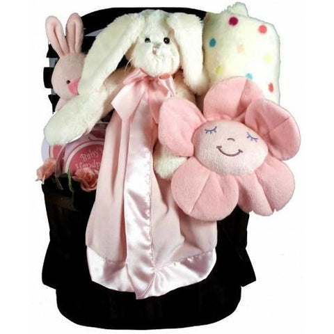 Some Bunny Loves You Baby Gift Basket- Free Shipping