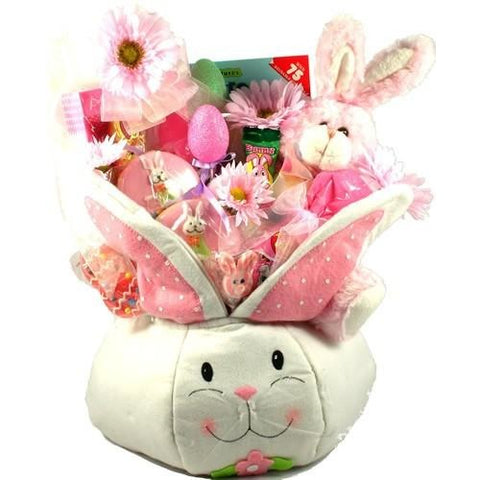 Some Bunny Loves You Gift basket- Multiple Colors & Free Shipping