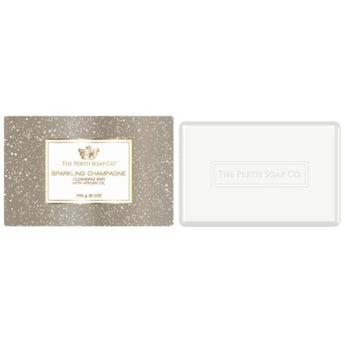 The Perth Soap Company Sparkling Champagne Cleansing Bar