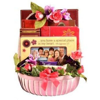A Sweet Retreat for Mom Gift Basket- Free Shipping