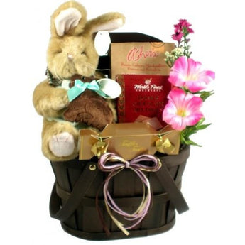 A Sweet Surprise for Easter! Boy with Beary Harey