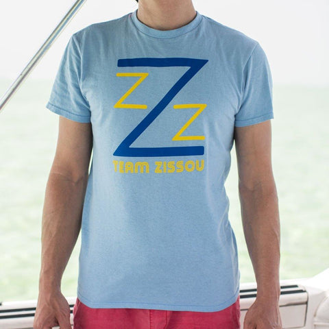 Mens Team Zissou T-Shirt