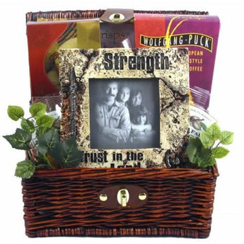 Trust in The Lord Gift Basket