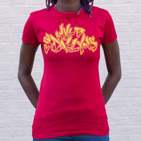 Wyld Stallyns T-Shirt Ladies- Free Shipping