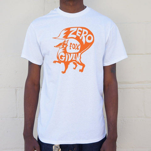 Mens Zero Fox Given T-Shirt