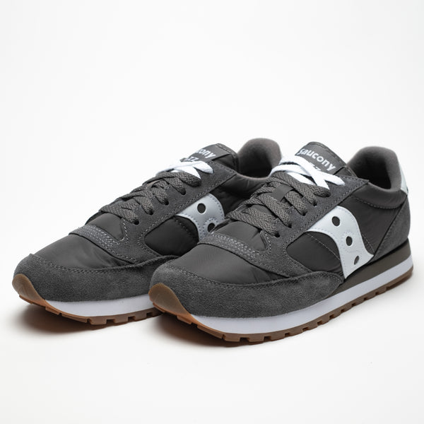 SAUCONY JAZZ ORIGINALS GREY - Sneaker Pumps