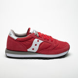 SAUCONY JAZZ ORIGINALS RED/WHITE - Sneaker Pumps