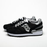 SAUCONY SHADOW ORIGINALS BLACK/SILVER - Sneaker Pumps