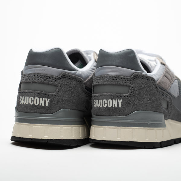 SAUCONY SHADOW 5000 ORIGINALS GREY/EBONY - Sneaker Pumps