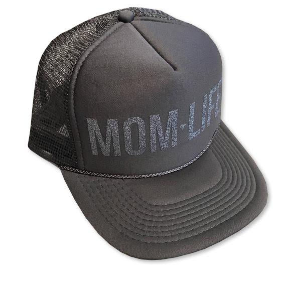 mom life, mom mode, mommy and me, mom hat, trucker, meshback, snapback, adjustable hat, funny hat, glitter hat, everfitte, made in the usa, mommy group, mommy and me, funny mom hat, boutique style, trucker hat, meshback,
