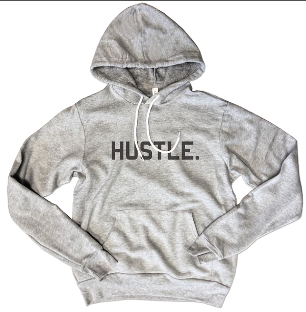 Sale... Hustle...Unisex Super Cozy Hooded Sweatshirt