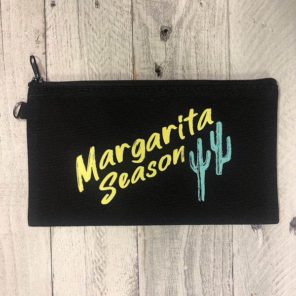 Margarita Season Zip Pouch