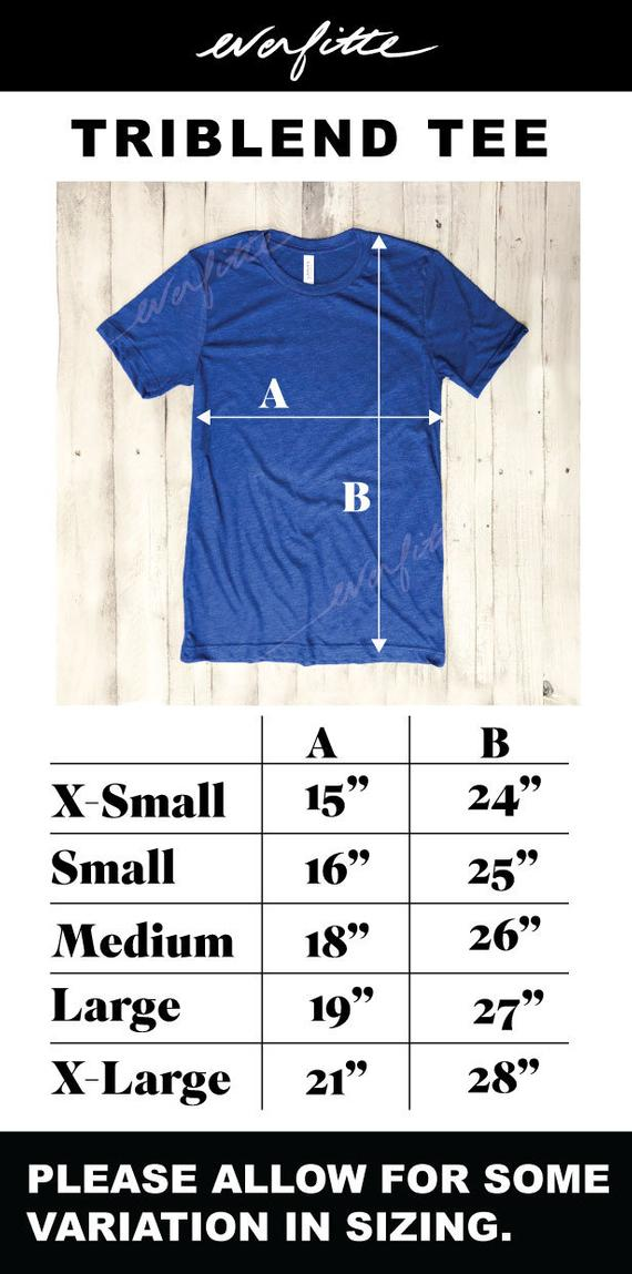 Bad Year  ... Funny Unisex Super Soft Vintage Royal Solid Triblend Tee