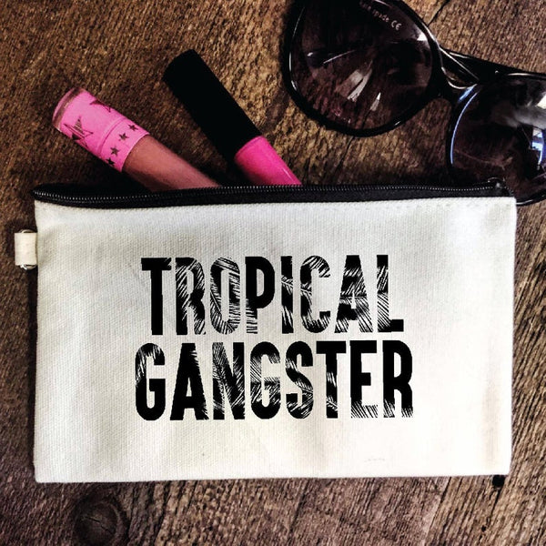 Tropical Gangster Pouch-Everfitte-Everfitte