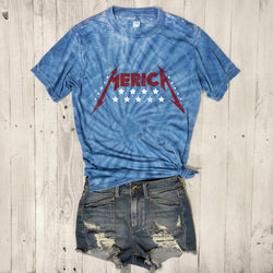 tie dye, burnout, 4th of July, Usa, usa flag, flag t shirt, americana, vintage tee, retro t-shirt, vintage design, graphic tee, workout tee