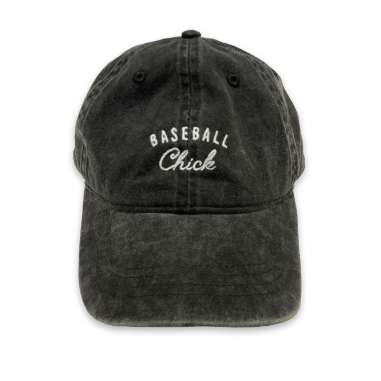 SALE! Baseball Chick... EMBROIDERED  Funny Dad Hat