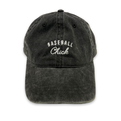 SALE! Baseball Chick... EMBROIDERED Funny Dad Hat – Everfitte 366231f7bea4
