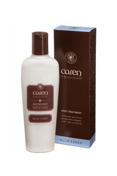 Blue Linen 8 oz Body Cleanser