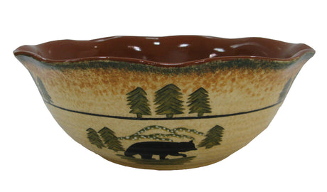 Bear Serving Bowls