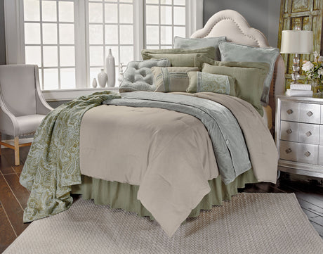 Arlington 4 PC Comforter Set (King)
