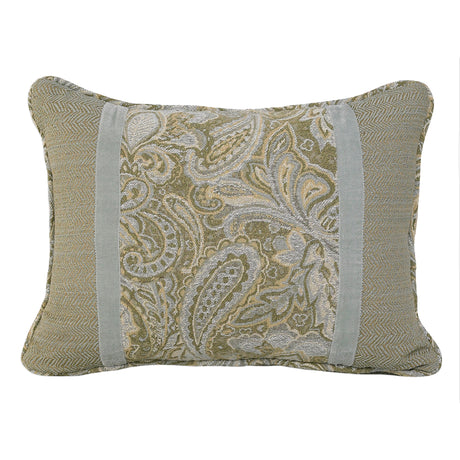 Arlington Paisley Pillow