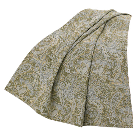 Arlington Chenille Paisley Throw