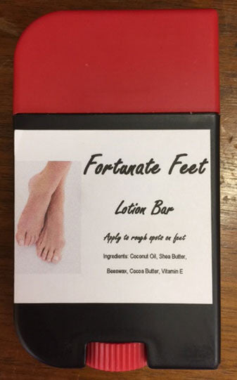 Fortunate Feet Lotion Bar