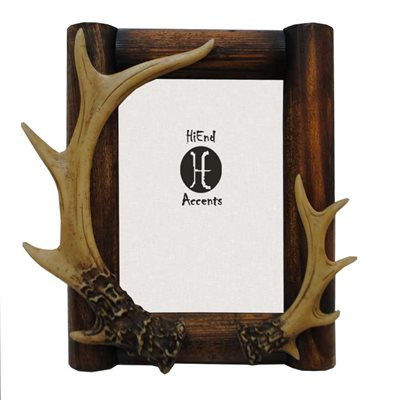 "Antler Picture Frame (8"" x 10"")"