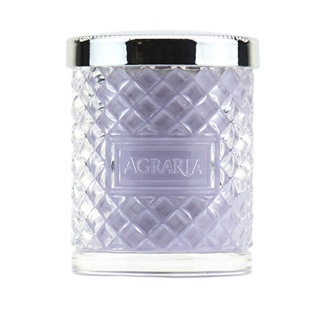 Woven Crystal Candle 3.4oz, Lavender & Rosemary