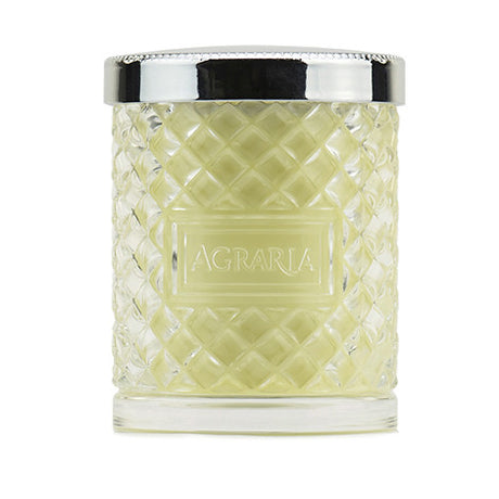 Woven Crystal Candle 3.4oz, Lemon Verbena