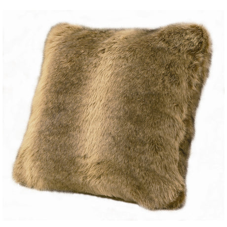 Ashbury Faux Fur Pillow