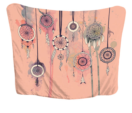 Huggme Dreamcatcher Blanket