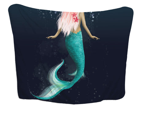 Huggme Mermazing Blanket