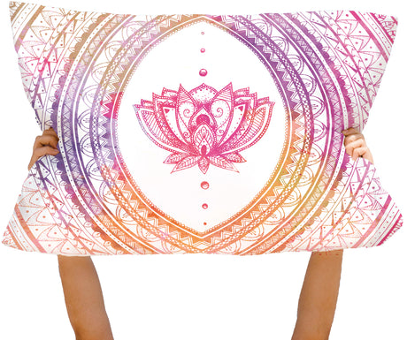 Microfiber Lotus Pillowcase