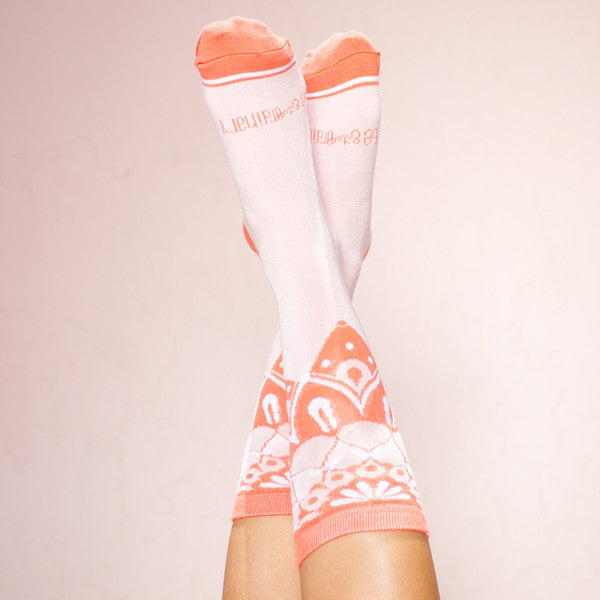 Bamboo socks:Xtra ordinary:one size